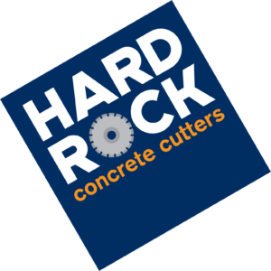 Hard Rock Concrete Cutters Logo