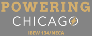 Powering Chicago Logo